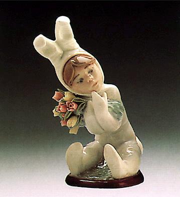 Spring Flowers Lladro Figurine