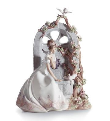 Spring Of Love Lladro Figurine