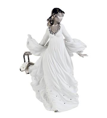 Spring Splendor (re-deco) Lladro Figurine