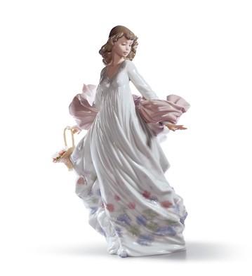 Spring Splendor Lladro Figurine