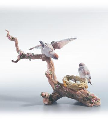 Spring's New Arrivals Lladro Figurine