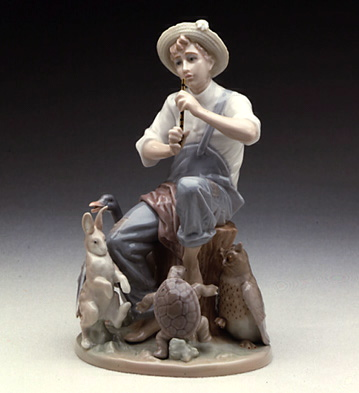 Springtime Of '27 Lladro Figurine
