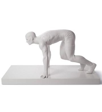 Sprinter Lladro Figurine