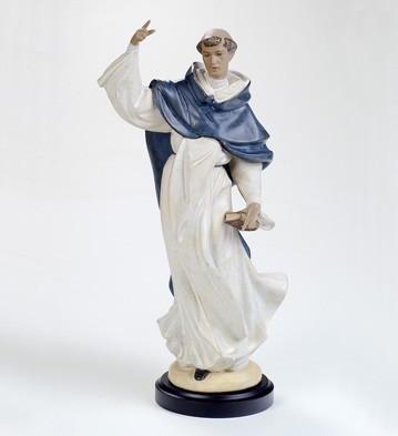 St. Vincent Ferrer Lladro Figurine