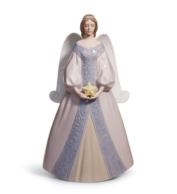 Star - Cantana (Tree Topper) Lladro Figurine