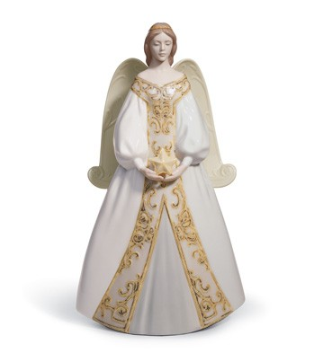 Star - Cantata (tree Topper) Lladro Figurine