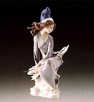 Star Gazing Lladro Figurine