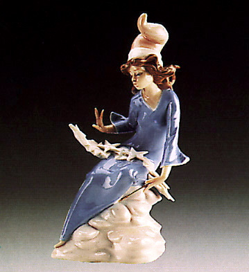 Starlihgt,star Bright Lladro Figurine