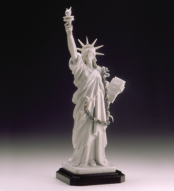 Statue Of Liberty Lladro Figurine