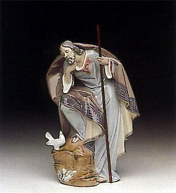 St.joseph Lladro Figurine