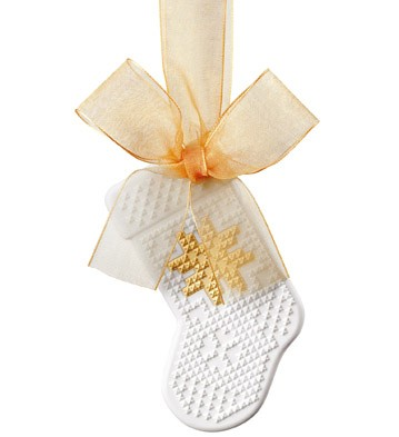 Stocking - Ornament (re-deco) Lladro Figurine