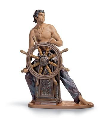 Stormy Sea Lladro Figurine