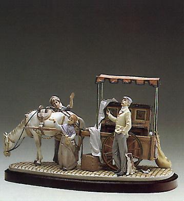 Street Harmonies(b) Lladro Figurine