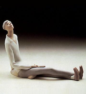 Student Lladro Figurine