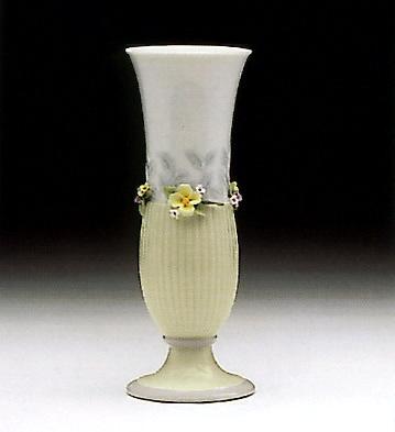 Suite Vase Lladro Figurine