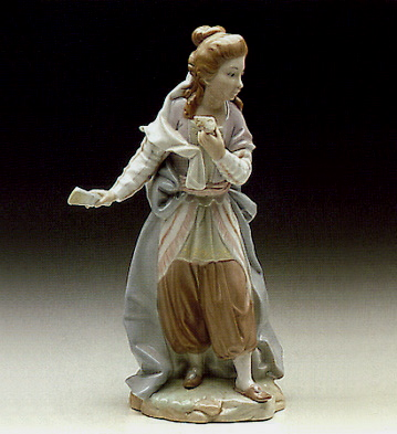 Sultanita Lladro Figurine