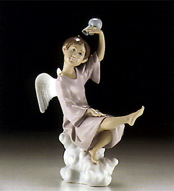 Summer Angel Lladro Figurine