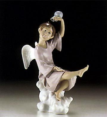 Summer Angel Lladro Figurine