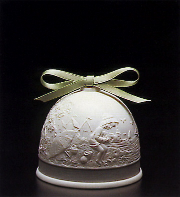 Summer Bell Lladro Figurine