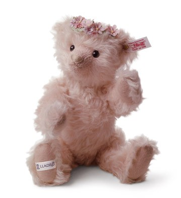 Summer Teddy Bear Lladro Figurine