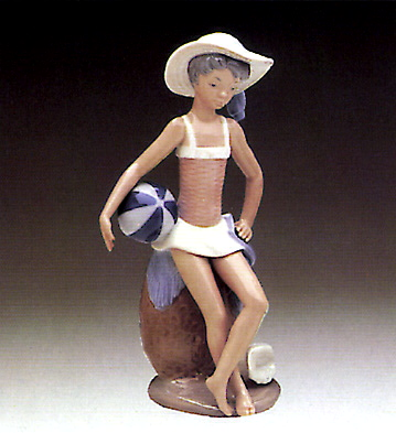 Summer Lladro Figurine