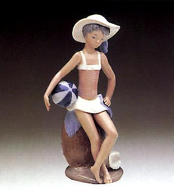 Summer Lladro Figurine