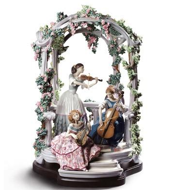 Summertime Symphony Lladro Figurine