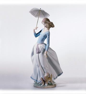 Sunlit Garden Lladro Figurine