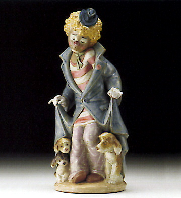 Surprise Lladro Figurine