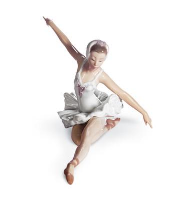 Swan Ballet Lladro Figurine