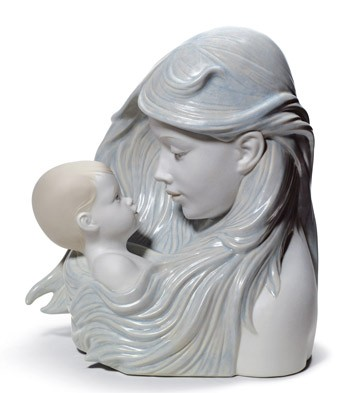 Sweet Caress Lladro Figurine