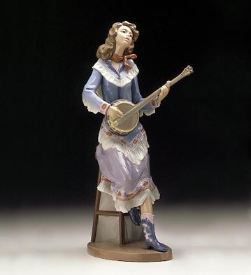 Sweet Country Lladro Figurine