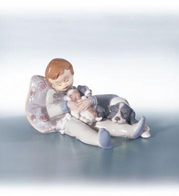 Sweet Dreams Lladro Figurine