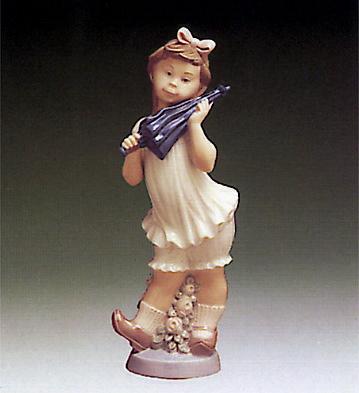Sweet Girl Lladro Figurine