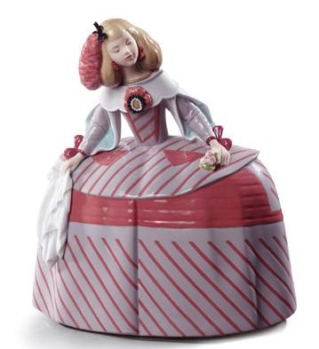 Sweet Menina Lladro Figurine