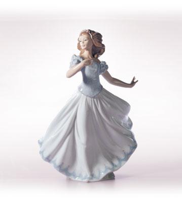 Sweet Sixteen Lladro Figurine