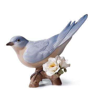 Sweet Sounds Of The Morning Lladro Figurine