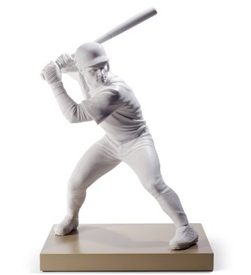 Swing For The Fences Lladro Figurine