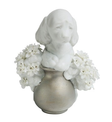 Take Me Home! (re-deco) Lladro Figurine