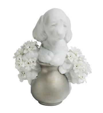 Take Me Home! (re-deco) Lladro Figurine