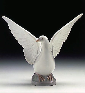 Taking Flight Lladro Figurine