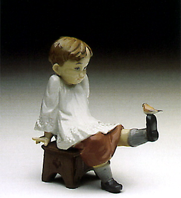 Talk To Me Lladro Figurine