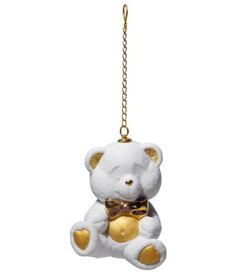 Teddy Bear (re-deco) Lladro Figurine