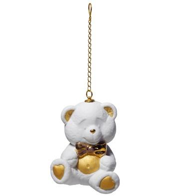 Teddy Bear (re-deco) Lladro Figurine