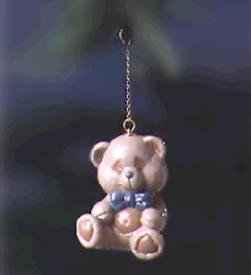 Teddy Bear Lladro Figurine