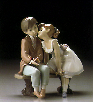 Ten And Growing Lladro Figurine