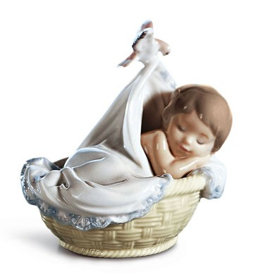 Tender Dreams Lladro Figurine