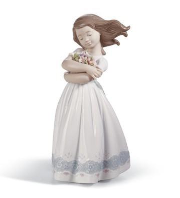 Tender Innocence Lladro Figurine