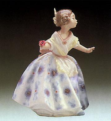 Teresita Lladro Figurine