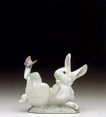 That Tickles Lladro Figurine
